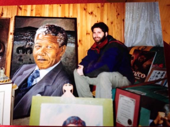 Nelson Mandelas home 2000